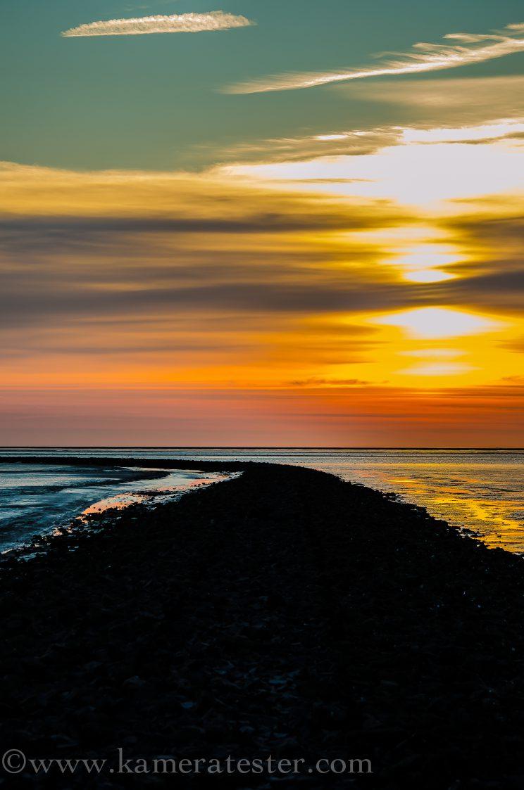 Kameratester ,Kamera Tester Landschaft Landschaftsfotografie, Nikon 55-300mm objektiv, nordsee norddeich sonnenuntergang sonnenaufgang