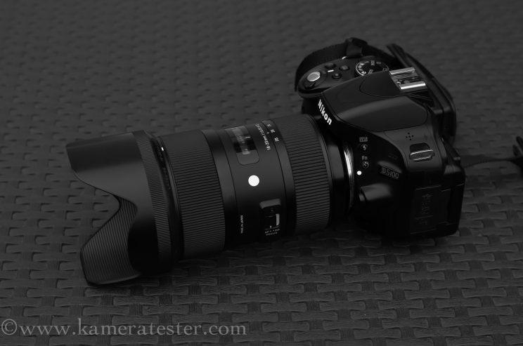 Kamera tester kameratester objektivtest objektiv sigma 18-35mm Objektivtest Objektivtester