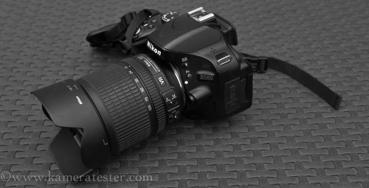 Kamera tester kameratester objektivtest objektiv nikon kitobjektiv 18-105mm