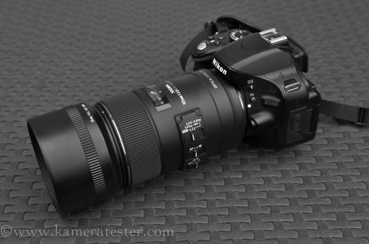 Kameratester Kamera tester kamera test nikon d5100 sigma 105mm makro objektiv objetivtest objektivtester