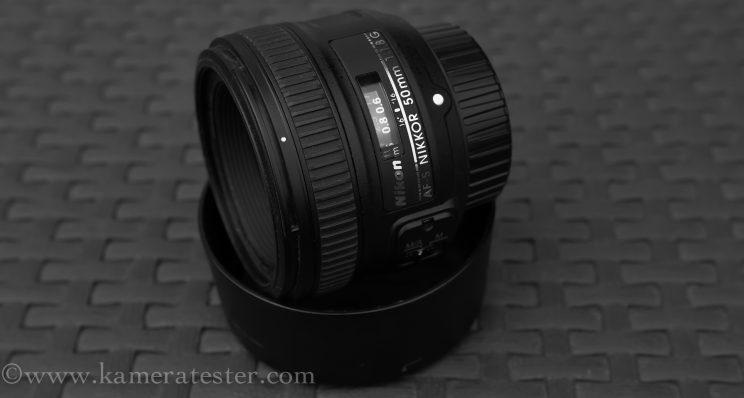 Kamera tester kameratester objektivtest objektiv nikon 50mm 1.8