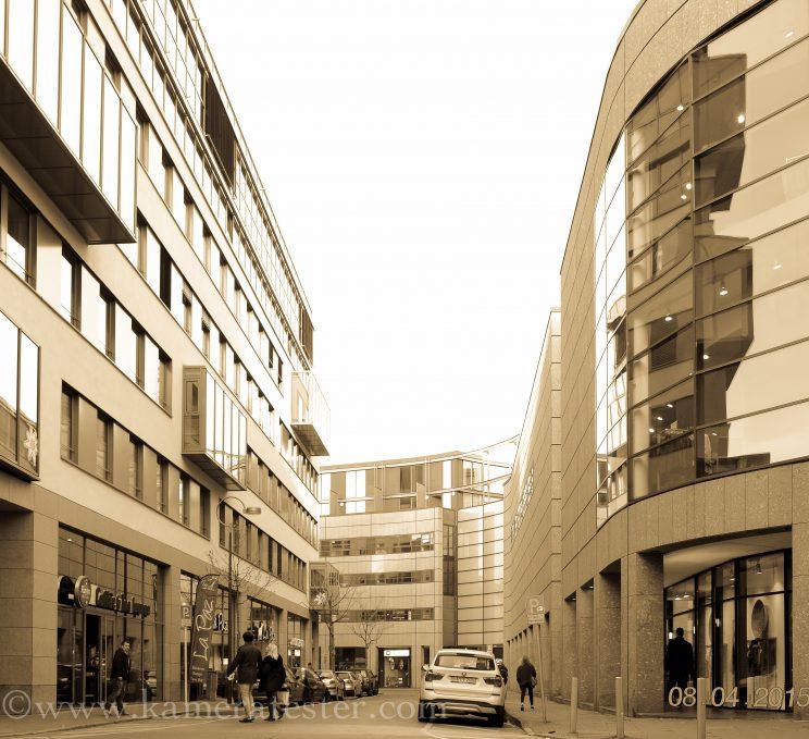 Kameratester Kamera Tester Nikon 18-105mm Objektiv Kitobjektiv architektur fotografie architekturfotografie street streetfotgrafie city dortmund