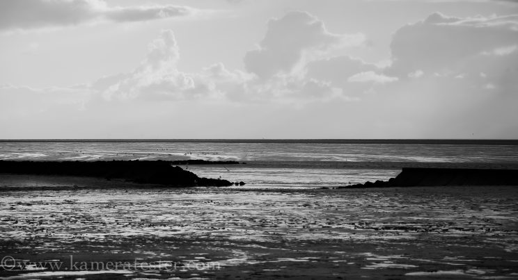 Kameratester Kamera Tester Landschaft Landschaftsfotografie Nikon 18-105mm kitobjektiv norddeich nordsee sonnenaufgang sonnenuntergang strand meer