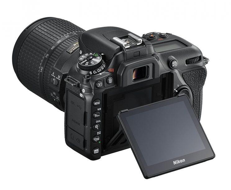 Kameratester, Kamera, Tierfotografie, Nikon D7500